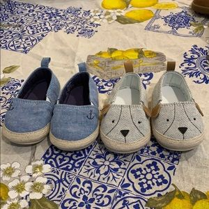 H&M Baby shoes. Never worn